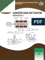 Sensor Dan Akuator x 3
