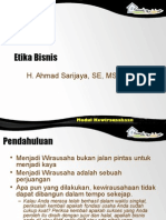 Etika Bisnis (Presentation)