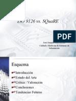 Comparacion ISO 9126