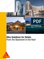 B Sika Solutions for Hotels