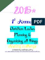 2015 challenge