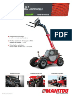Manitou MT 732 EASY (FR)