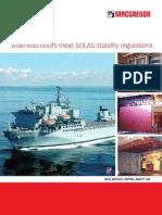 Bulkhead Doors Meet SOLAS Stability Compliance (RFA Argus) Id 41501_Original_41501