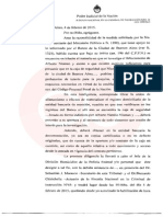 La jueza Fabiana Palmaghini pide allanar una caja de seguridad de Nisman