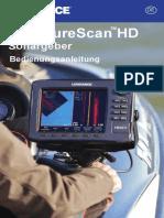 StructureScan-HD OM de 988-10290-001 w