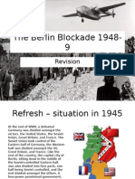 the berlin blockade 1948-9