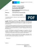 modelo de carta de oficio administrativo
