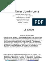 La Cultura Dominicana
