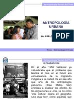 Antropología Urbana