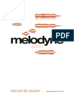 Manual Melodyne Editor2- manual