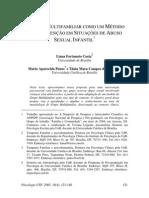 O GRUPO MULTIFAMILIAR COMO UM MÉTODO DE INTERVENÇÃO EM SITUAÇÕES DE ABUSO SEXUAL INFANTIL.pdf