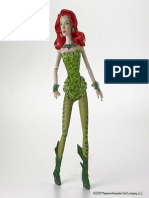 DC Comics Madame Alexander Dolls first look