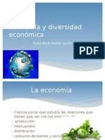 Economía y Diversidad Económica