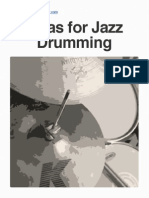 Ideas for Jazz Drumming