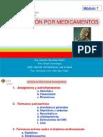 FarB M07 12 Intoxicación Por Medicamentos. MC