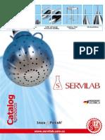Servilab Catalogo
