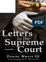 Letters to the Supreme Court (Serial Novel)