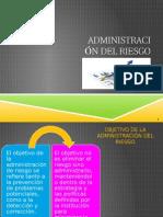 Administración Del Riesgo_unidad1