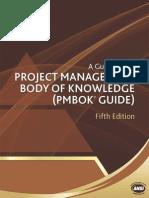 CAPM (PMBOK 5) Exam Prep Notes