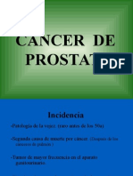 Sau2012 Cancer Prostata