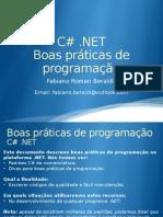 boaspraticasprogramacaocsharp-140306135317-phpapp02