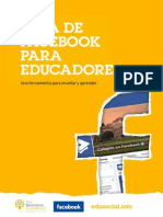 Manual Educativo FB