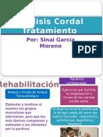 Paralisis Cordal