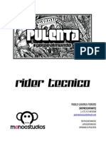 Rider Pulenta Esp