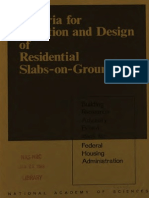 BRAB (1968) Criteria for Selection and Design of Residential Slabs-On-Ground (V1)