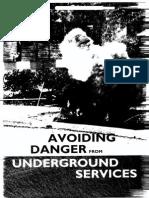 Avoiding Danger From Underground Services