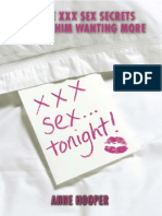 XXX Sex . . . Tonight