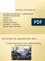 Laboratorio No 3