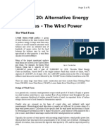 Lecture20-AlternativeEnergyResources-WindPower