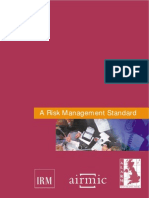 A Risk Mgt Standard