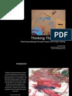 Sarah Probine Thinking Through Art MIT ECE Research Symposium 2014