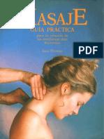 Masaje Guía Masajes Manual Técnica Masajes