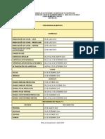 CRONOGRAMA DE ACTIVIDADES ACADÉMICAS Y ECONÓMICAS UIGC 2014-3.docx