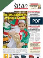 Le Quotidien IndÉpendant - Mercredi 11 Novembre