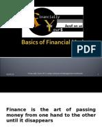 FY Financial Markets