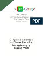 Pat Dorsey - Talks at Google