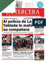 Diario La Tercera 05.02.2015
