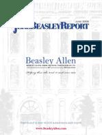 The Jere Beasley Report, Jun. 2008