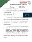 Lebovitch Affidavit ISO Plaintiffs_ Second Motion for Expedited Proceedi...