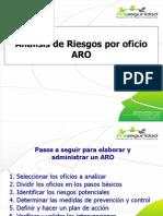 Análisis de Riesgo por oficio