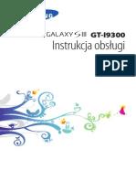 Galaxy S3 - Instrukcja