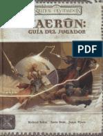 Faerun; Guía Del Jugador - Richard Baker