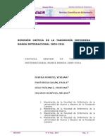 Revis Critica Taxonomia Enfermera