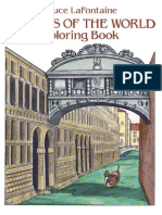 Bridges of the World - Coloring Book