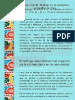 exposicion teologia latinoamericana