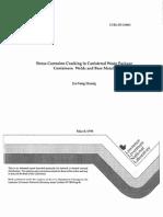 Stress Corrosion Cracking-2